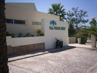 Vila Marachique - Reception Area