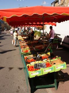Durcy  village Market