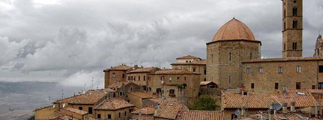 Volterra only 20 minutes drive
