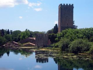 Medieval Hill Town home with Pool ~ RA90583, Sermoneta