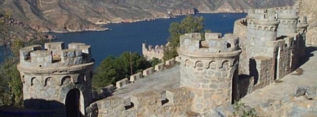 The Castle (5 mins drive from La Azohia)