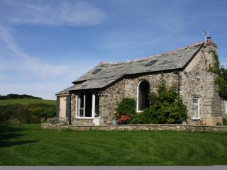 Abel's Cottage - converted blacksmith's smithy, oozing character and charm., Crackington Haven