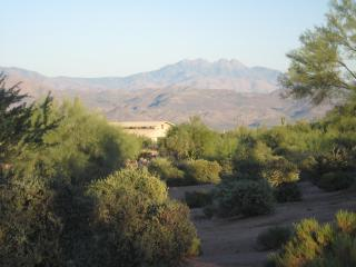 Rio Rancho Verde, our 62 acre ranch on the Tonto National Forest