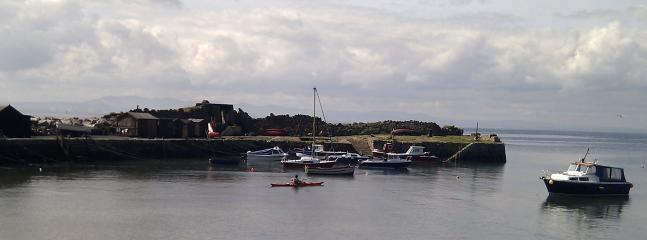Pettycur Harbour