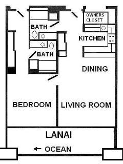 Our unit floorplan