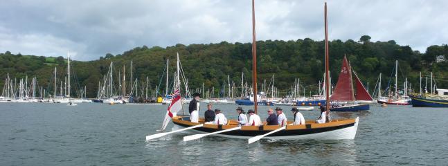 Nelson Comes ashore