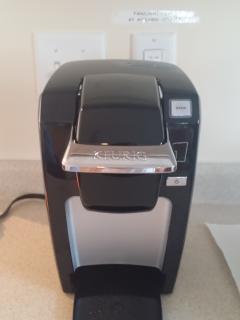 Keruig coffee maker