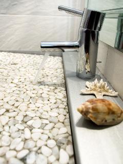 Shower room's detail