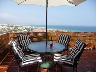Luxury 3 bed/3 bath Penthouse near Duquesa Port