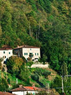 Casa Verde from the Corso di Prete