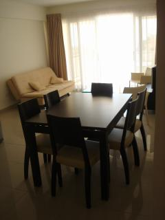 Spacious open plan dining room area for the perfect dining experience
