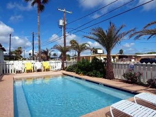 Amazing home with a private pool, steps to the beach and sleeps 24!