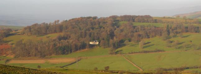 House from the Mountain opposite