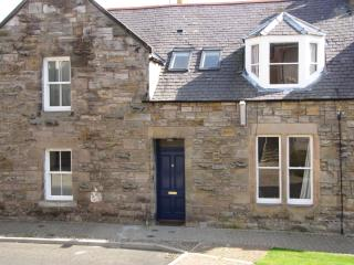 Southfield Cottage, St Andrews, central location
