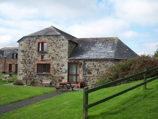 Calf cottage