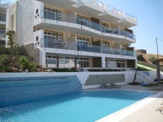 Contemporary Bayview Apartment, Makry-Gialos