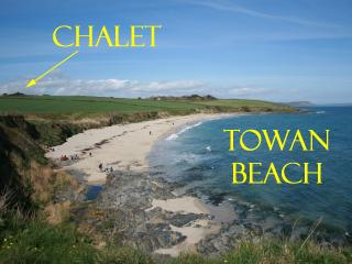 Towan Beach Chalet, Portscatho