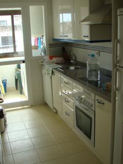 gallery kitchen.