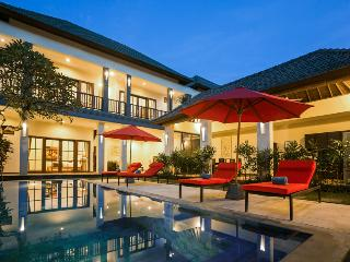 Villa Echo Beach: 250 mts to Echo Beach, priv.pool, Canggu