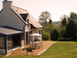 View of terrace - great for BBQs and afternoon sun!