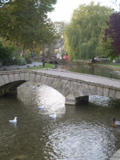Bourton on the Water - Venice of the Cotswolds