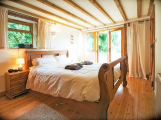 Bedroom one - double bed ensuite