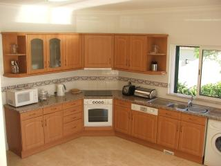 Fully fitted modern kitchen c/w every facility