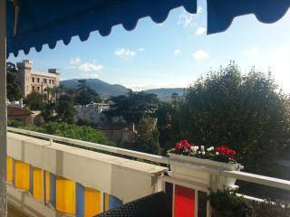 Le Nice - sunny apartment in easy reach of sea-side and city