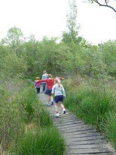Nature Trail, part of the resort