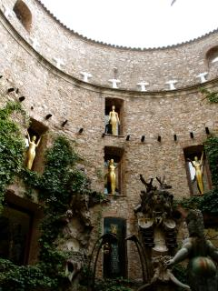 Dali Museum in Figueres (1-hour drive from the house)
