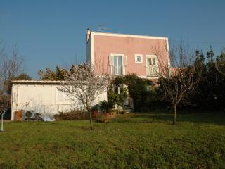 Charming mediterranean beach house with garden, Gaeta