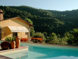 Tuscan villa in spectaular location with incredible heated pool, gym and jacuzzi, Castel San Niccolo