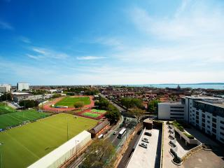 Balcony Sea Views & Sports Grounds