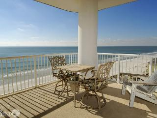 Island Royale 906 ~ West Corner Beachfront Condo~Bender Vacation Rentals, Gulf Shores