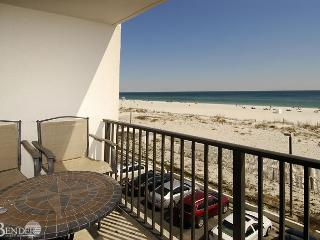 Island Winds West 373 ~ Beachfront near Public Beach~Bender Vacation Rentals, Gulf Shores