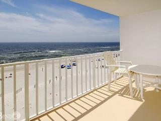 Master Bedroom Access to Balcony~ Bender Vacation Rentals
