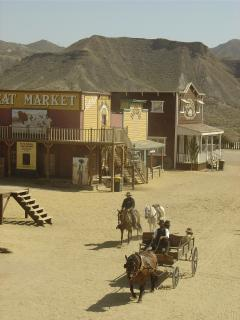 Wild West Theme Park