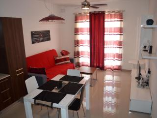 holiday apartment in st julians, San Julián