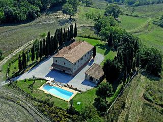 Tuscan country Villa near the coast, Montecatini Val di Cecina
