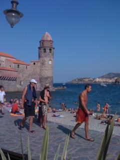 Collioure - beach and beautiful tourist attractio - 10 mins drive
