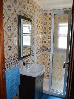Bathroom 2nd Bedroom