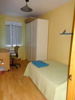 Habitación, cama de 105
