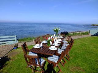 Waters edge Luxury Beachfront accommodation, Beadnell