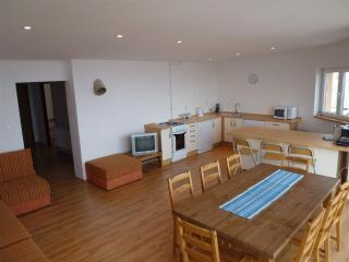 Open plan - Lounge & Kitchen