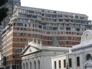 luxury condo in a historic building in Cape Town, Cape Town Central
