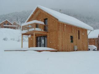 Chalet Alpenrose in the Winter