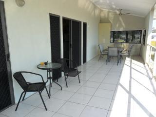 Verandah Living Area