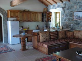 Internal view of 2 bedroom detached villa.