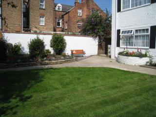 Front Garden and Lawn