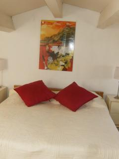 Guest room  double bed